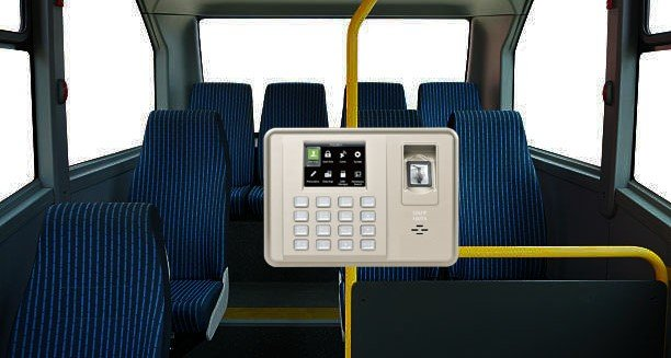 Time Attendance System for Vehicles